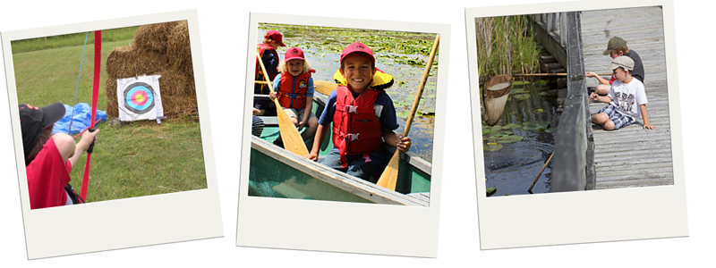 Summer Camp at Wye Marsh