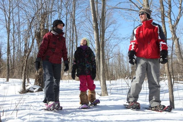 Snowshoe Ecotour